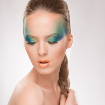 step by step make-up session 1